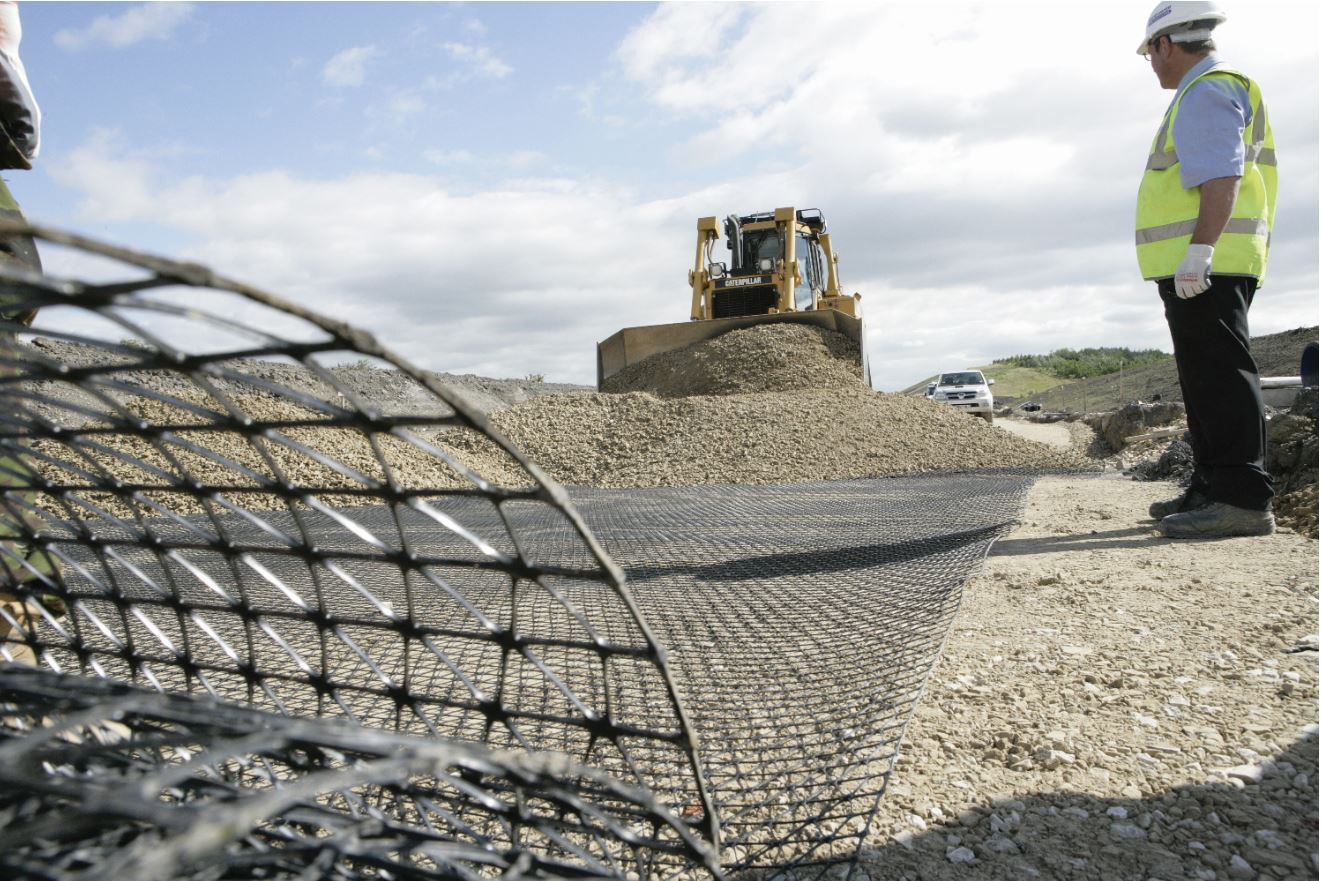 Innovative Engineering – The Genesis and Continual Development of Geogrids