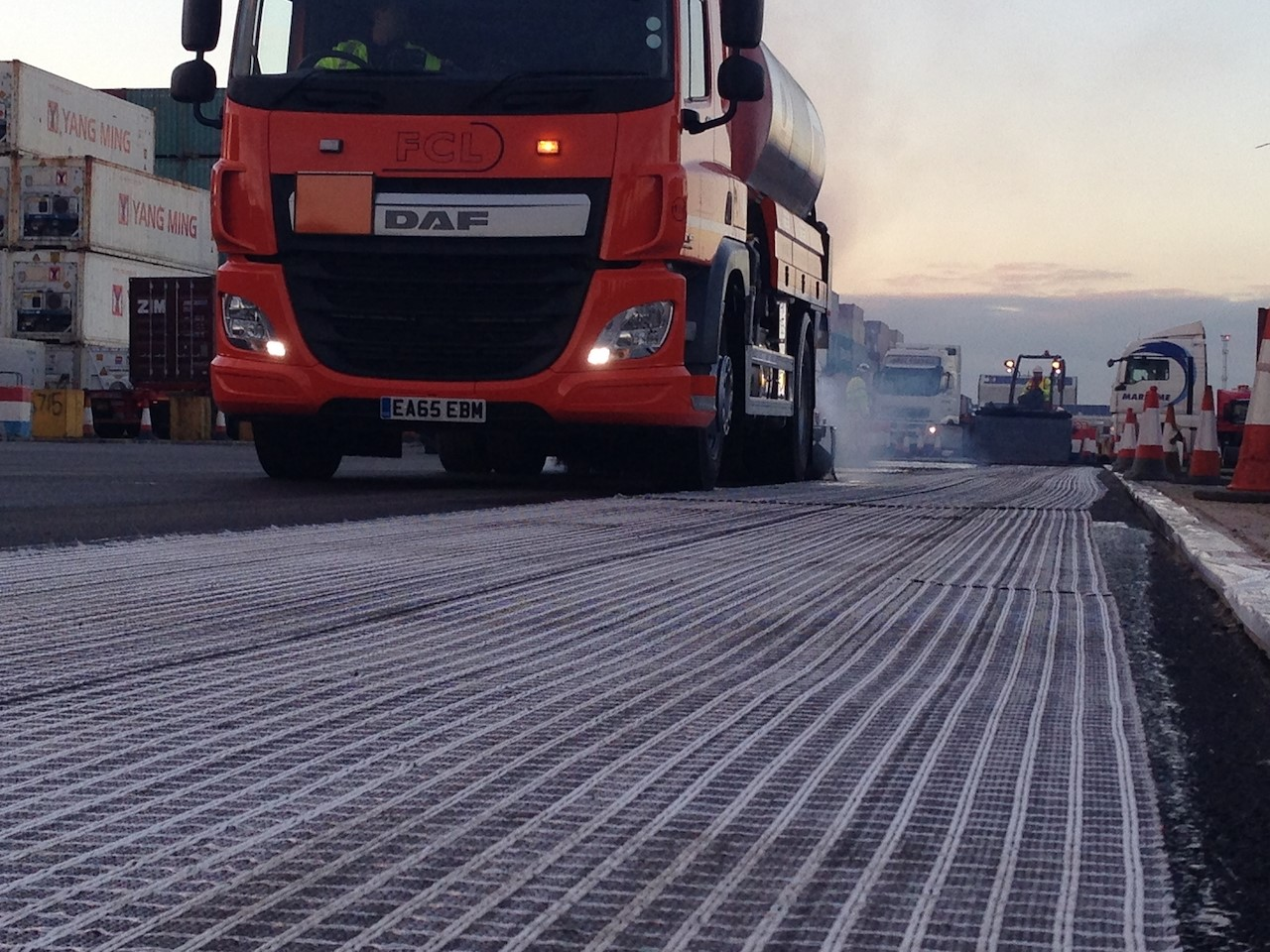 Extending the life of asphalt pavements