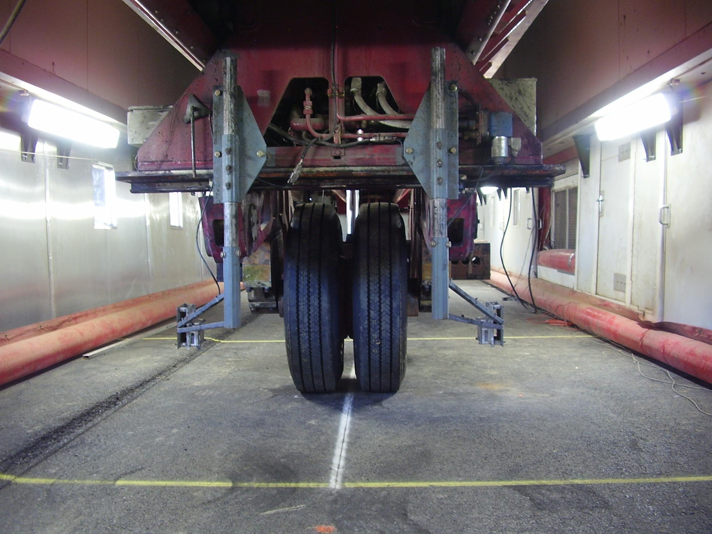 Us Corps wheel